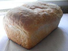 Receta pan de molde