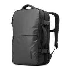 "Best Backpack for Travel. EO Travel Backpack Features Checkpoint Friendly 17"" Laptop Compartment Designed for Airport Screening. Free Shipping at Incase"