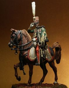 Colonel of the 7th Regiment Hussars, 1813