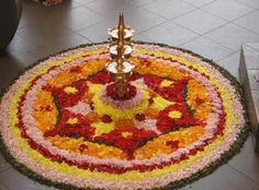 Best Onam Pookalam Designs
