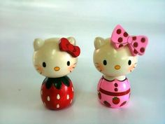 Hello Kitty Kokeshi
