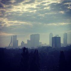 Skyline Rotterdam #cityscapes #rotterdam #architecture