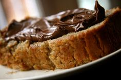 the Non-Dairy Queen: Workouts and Banana Bread...