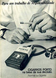 cigarros porto