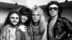 Image detail for -... Van Halen back in the news … and us digging through some old albums
