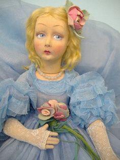 Antique Lady Lenci Doll 1930' | eBay
