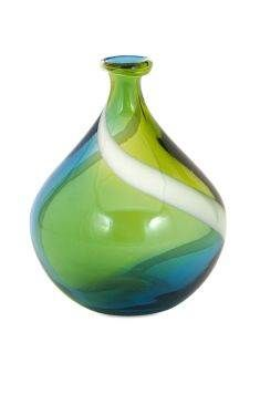 Cambria Small Glass Vase