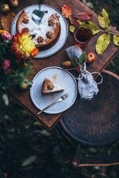"delta-breezes: ""Pumpkin Cheesecake {GF} | Our Food Stories """