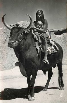 Chad by Robert Carmet African Culture, African History, African Art, African Tribes, Out Of Africa, African Beauty, World Cultures, Vintage Photographs, People Around The World