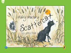 Children's iPad Book App Review, Hairy Maclary, Scattercat