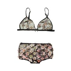 2010 Lingerie Trends – Browse Spring 2010 Lingerie on ELLE.com ❤ liked on Polyvore featuring intimates, bras, lingerie, underwear and lingerie bras