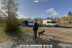 Paljakka Caravan in autumn by PaljakkaFi, via Flickr