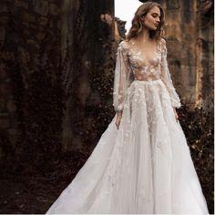 12 dresses for 12 stars: your dream wedding dress according to your star sign | herworldPLUS Photo: www.instagram.com/paolo_sebastian