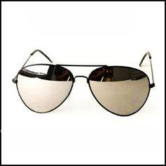 9e1d159535 Black Frame Mirror Lens Gunmetal Sunglasses Aviator - Original Full Mirror  Lens Aviator Available Individually OR as a Each sun glass comes with a  premium ...