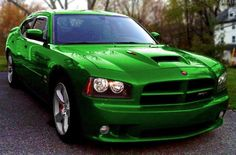 Dodge Charger Custom Paint