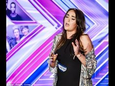 THE X FACTOR 2014 AUDITIONS -  LOLA SAUNDERS