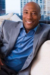 byron allen - spotted [on three different occasions] at the beverly hills hotel polo lounge...