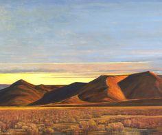 Desert Symphony Original 20x28