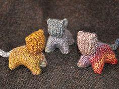 Knitted Waldorf Cat - Livemaster - original item, handmade