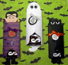 Beth-A-Palooza: Halloween Candy Bar Wrappers