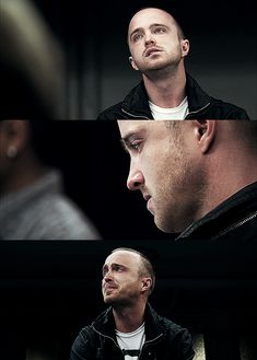 Breaking Bad - Aaron Paul...no other actor on TV makes me cry as much as Aaron Paul with his gut wrenching portrayal of Jesse