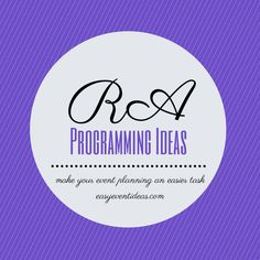 RA Programming Ideas - Lots of different ideas College Event Ideas, Resident Assistant Programs, Ra Events, Ra Programming, Residence Life, Res Life, Student Life, How To Plan, Family Feud