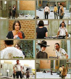 The Walking Dead season 3. Rick finding out about Lori's death. I bawled.