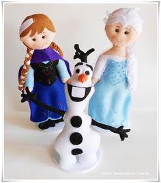 Frozen - feltro
