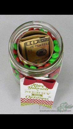 Hidden Treasure Gift Card | 35 + DIY Christmas Gifts for Teen Girls