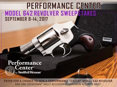 I entered the Performance Center® Model 642 Revolver Sweepstakes. Enter now for a chance to win: https://experiences.wyng.com/campaign/?experience=59b05fbc8c48c95116485cfc