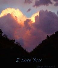 ~ I love you Mom, watch over me. xox ~~