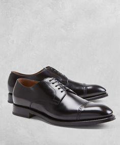 b84468763c32e Brooks Brothers Golden Fleece Brogue Captoes Most Popular Shoes