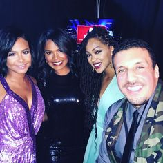 Can't really go wrong...   #peopleschoice #pca By Christina Milian #ChristinaMilian