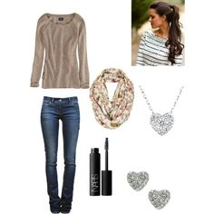 Fall outfit / winter outfit / casual outfit