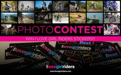 PHOTO CONTEST SPRING 2013 - I LOVE GIRL RIDERS - WIN I LOVE GIRL RIDERS STICKERS!!! » http://www.ilovegirlriders.com/en/new/73-photo-contest-march-2013-i-love-girl-riders - #ilovegirlriders #iamagirlrider #ilgr #girlriders #photocontest #photo #contest #mtb #cycling #downhill #road #bmx