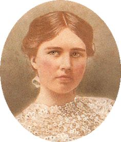 Rose Wilder Lane, daughter of Almanzo and Laura Ingalls Wilder.