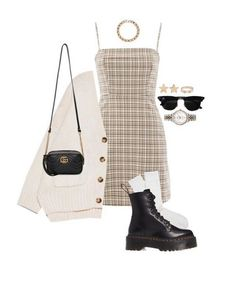 Kpop Fashion Outfits, Mode Outfits, Retro Outfits, Girly Outfits, Cute Casual Outfits, Stylish Outfits, Fall Outfits, Vintage Outfits, Hipster Vintage