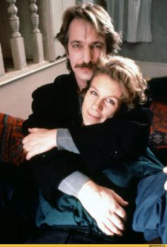 Alan Rickman and Juliet Stevenson 'Truly, Madly, Deeply'