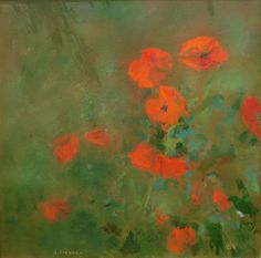 anne packard | Anne Packard, Poppies