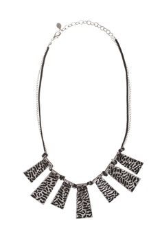 Dressing Your Truth - Type 4 Zebra Necklace