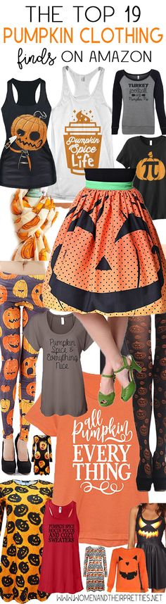 19 Pumpkin Clothing