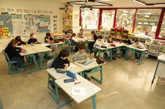İlkokul Sınıflarımız