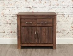 Mayan Walnut Small Sideboard is a superb small two door two drawer sideboard, constructed using solid walnut. #Furniture #PriceCrashFurniture #LoungeAndLiving #Lounge #LivingRoom #Baumhaus #Mayan #Sideboard #Drawer http://pricecrashfurniture.co.uk/mayan-walnut-small-sideboard.html