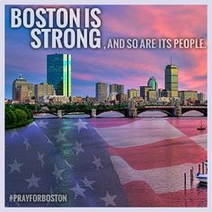 Boston Strong! Much love !
