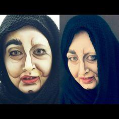 #makeup #makeupartist #makeuptransformation #Quasimodo #Notredame