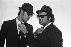 Elwood and Jake