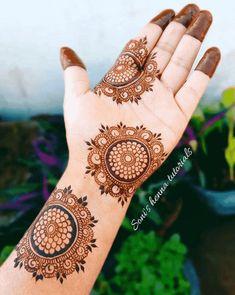 Mehndi Designs Front Hand, Pretty Henna Designs, Latest Arabic Mehndi Designs, Modern Mehndi Designs, Mehndi Design Photos, Henna Designs Easy, Beautiful Mehndi Design, Dulhan Mehndi Designs, Henna Tattoo Designs