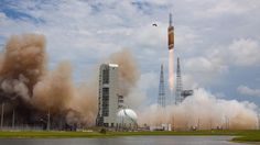 The launch of the world's most powerful rocket blew expectations out of the water.