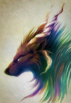 Dark Beast by Kawiku on deviantART