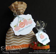 nutmeg creations: Artisan Wednesday Wow - Halloween Frame and Treats